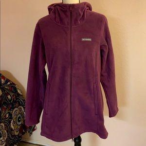 Columbia Hoodie jacket